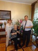 Празднование 85-летия мамы (Турция)